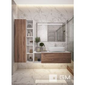 Ecru Bathroom Set  BU15