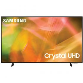 Samsung 65 Inch 4K Crystal UHD Smart LED TV with Built-in Receiver - 65AU8000  New 2021 Mode
