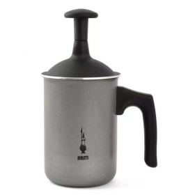 Bialetti tutto crema milk frother for 3 cups grey AGR394