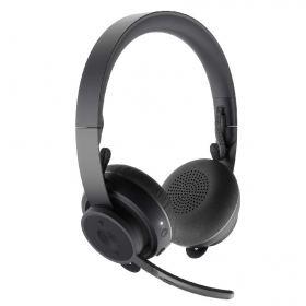 Logitech Zone Wireless Bluetooth Headset - Black