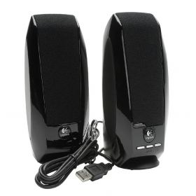 Logitech® Speakers S150 - BLACK - USB - WW - EU