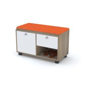 Artistico Shoe Storage - 80 Cm + Seating Unit AR296HL0Y379ENAFAMZ