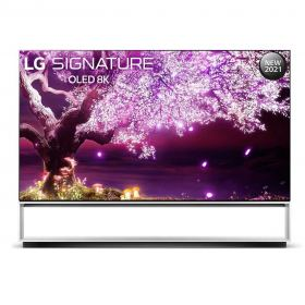 LG OLED TV 88 Inch Z1 Series Gallery Design Cinema HDR WebOS Smart ThinQ AI 8K Pixel Dimming OLED88Z1PVA