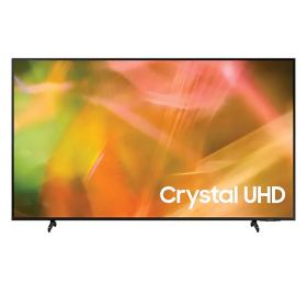 Samsung 85 Inch 4K Crystal UHD Smart LED TV with Built-in Receiver - 85AU8000