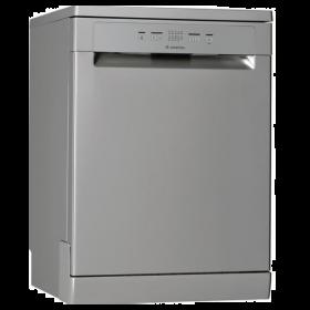 Ariston Freestanding Dishwasher, 13 Place Settings, 60 cm, Silver - LFC 2B19 X