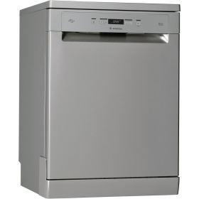 Ariston Dishwasher 60 Cm 14 Persons 9 Programs Digital Silver: LFO 3C23 WF X