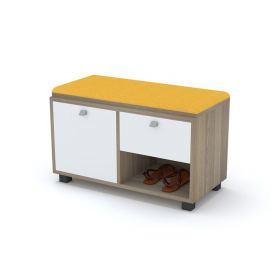 Artistico Shoe Storage - 80 Cm + Seating Unit AR296HL0S4V7MNAFAMZ