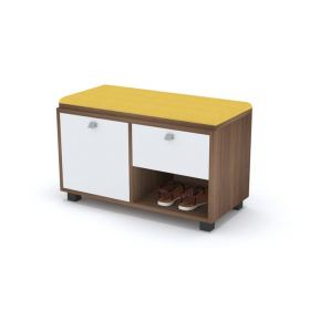 Artistico Shoe Storage - 80 Cm + Seating Unit