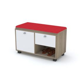 Artistico Shoe Storage - 80 Cm + Seating Unit AR296HL141JB6NAFAMZ