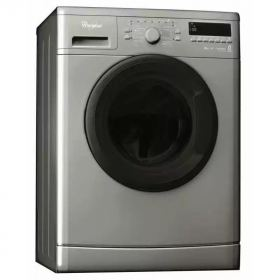 Whirlpool - 7 kg washing machine silver 1000 rpm AWO/C7100S