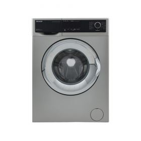 SHARP Washing Machine Fully Automatic 7 Kg In Silver Color ES-FP710CXE-S