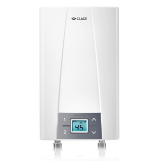 CLAGE E-compact instant water heaters, over sink  CEX9
