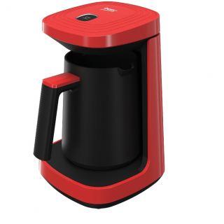Beko Turkish Coffee Machine (500 W, 4 Cup) red TKM 2940 K