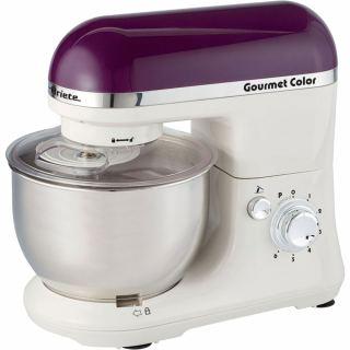 Ariete Gourmet Stand Mixer, 1000 Watt, 4 Liter, White Purple - 1594