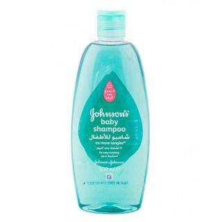 Johnson's No More Tangles Baby Shampoo - 500ml
