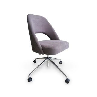 Artistico Domino Movable Chair - Gray