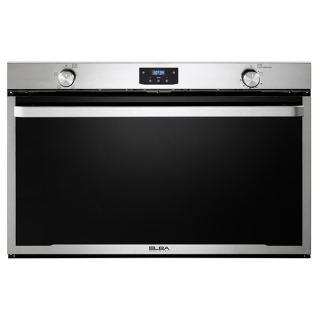 Elba gas oven + gas grill & fan 90cm, 141 Litre ELIO G90