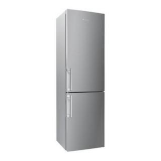 Ariston Freestanding Refrigerator, No Frost, 338 Litres, Silver - XA8 T1I XH