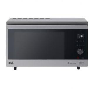 LG Digital Microwave, 39 Liter, Silver - MJ3965ACS