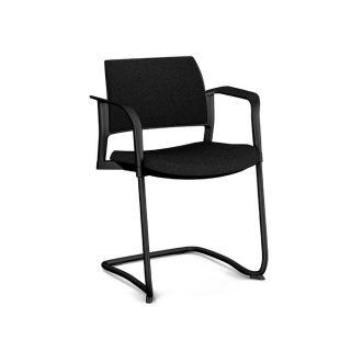 Artistico WI-MAX Waiting Office Chair - Black