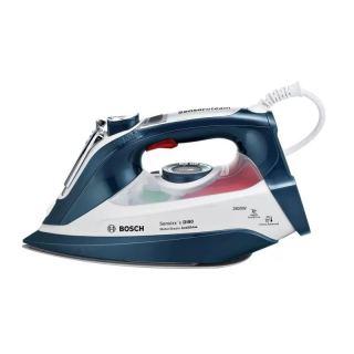 BOSCH steam iron  2800 watt blue*white color TDI902836A