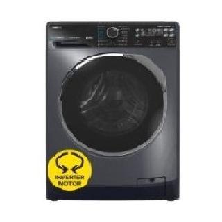 Zanussi Front Load Automatic Washing Machine TC2 , 7KG digital inverter 1200RPM dark gray ZWF7221DL7