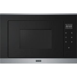FRANKE - Microwave  oven FSM 25 MW XS Glass Black