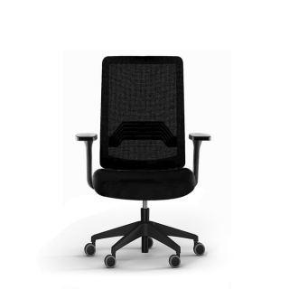 Artistico Wi MAX Egyptian European Employee Office Chair - Black