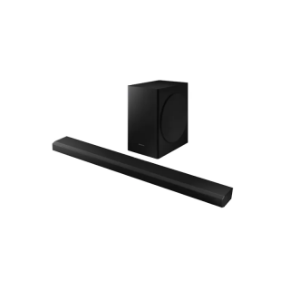 SAMSUNG 3.1.2CH CINEMATIC SOUNDBAR WITH DOLBY ATMOS AND DTS X BLACK HW-Q70T