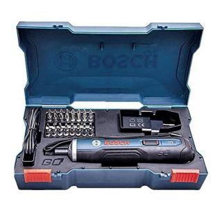 Bosch GO Cordless Screwdriver+33 pcs AC