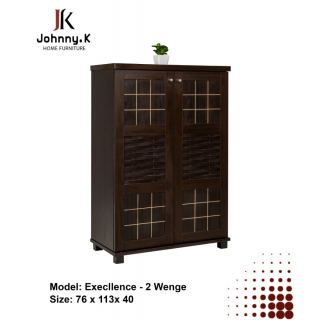 Shoe storage Excellence 2 wenge