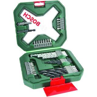Bosch 38-piece X-Line drill and screw driver set