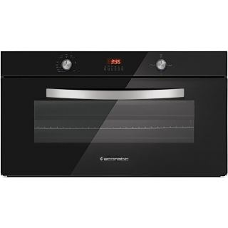 Ecomatic - 90cm Built in Gas oven with gas grill and fan - G9104GTD