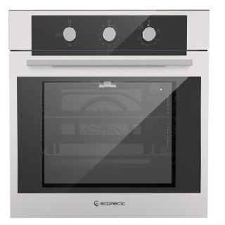 Ecomatic - 60 cm Built in Gas oven with gas grill and fan - G6424T