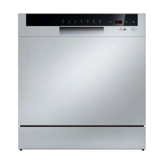 KELVINATORTABLE TOP DISHWASHER 8 PERSONS SILVER KDW8-3802F
