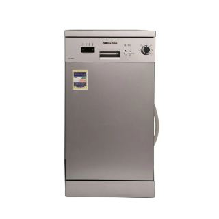 White Point WPD 105 DS Dishwasher - 10 Persons - Silver