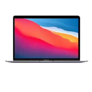 Apple 13-inch MacBook Air: Apple M1 chip with 8-core CPU and 7-core GPU, / 8GB/256GB - Space Grey