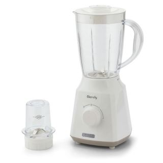 Ariete Countertop Blender, 300 Watt, 1.5 Liter, White - 0564
