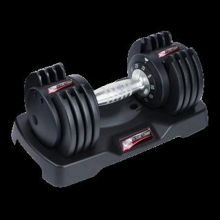 Entercise 25LBS Adjustable Dumbbells – Single