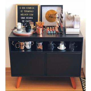 Coffee Corner Black 2 Roll ash214