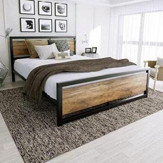 Bed 120 cm B303