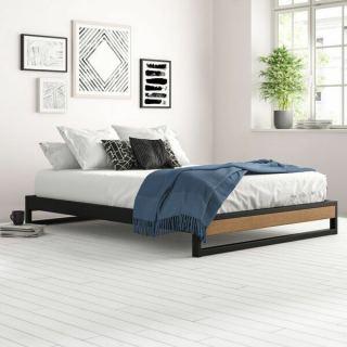 Bed 120 cm B304