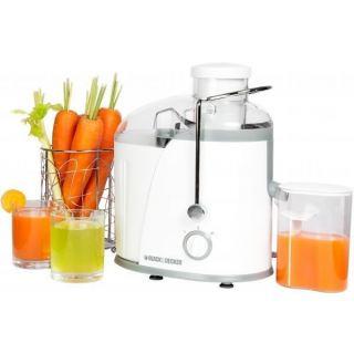 Black & Decker- Juice Extractor JE400