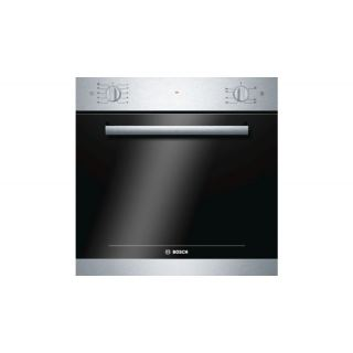 BOSCH BUILT-IN GAS OVEN 60 CM WITH GRILL STAINLESS STEEL: HGL10E150