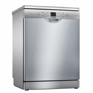 Bosch Dishwasher 12 Persons 60 cm Silver inox SMS44DI00T