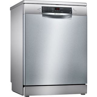 Bosch Freestanding Dishwasher 60cm 12 placements 5 programs  Stainless steel SMS45JI00T