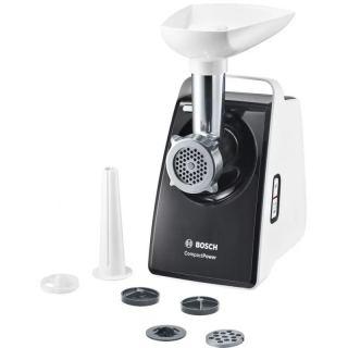 Bosch Meat Grinder 1600 Watt White & Black MFW3612A