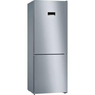 BOSCH Refrigerator Combi Bottom Freezer 415 L No Frost Digital Inox KGN46XL3E8