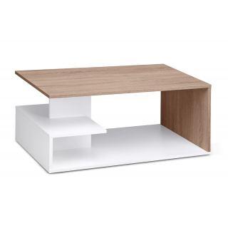 Domani coffee table White*Beige - C011