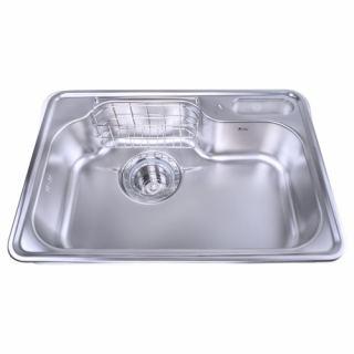 Purity Kitchen Sink DJIS750P 75*51 CM
